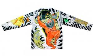 #02 KINTARO】金太郎の長袖刺青Tシャツ