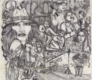 パニョス・チカーノス〜ルノ・ルプラ=トルティの刑務所芸術コレクション